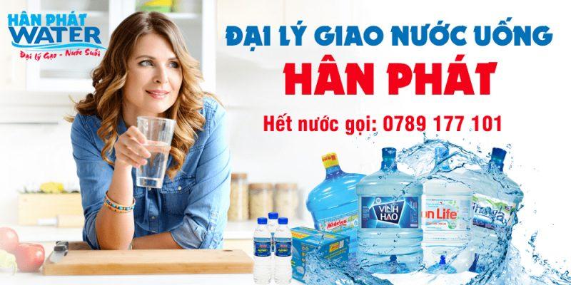 đại lý nước uống Hân Phát