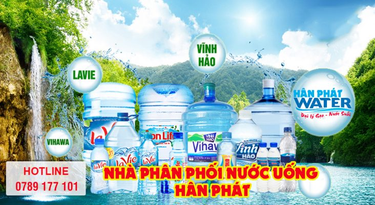 đại lý nước Hân Phát